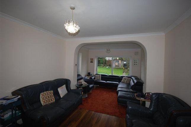 Semi-detached house to rent in Chapman Crescent, Harrow