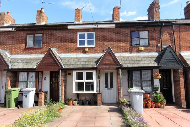 Thumbnail Terraced house to rent in Long Row, Newark
