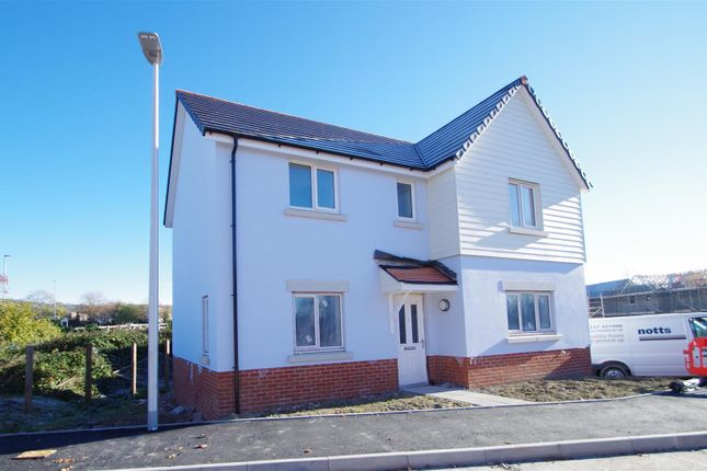 Thumbnail Detached house for sale in Park View, Velator, Braunton