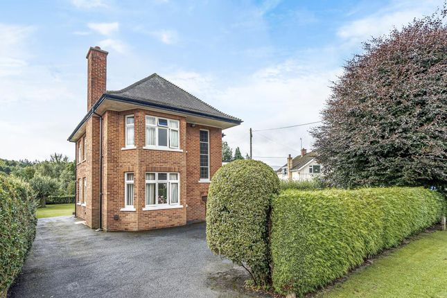 Thumbnail Detached house for sale in Bucknell, Shropshire