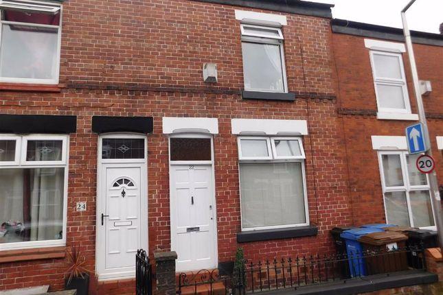2 bed terraced house for sale in Carnarvon Street, Offerton, Stockport SK1