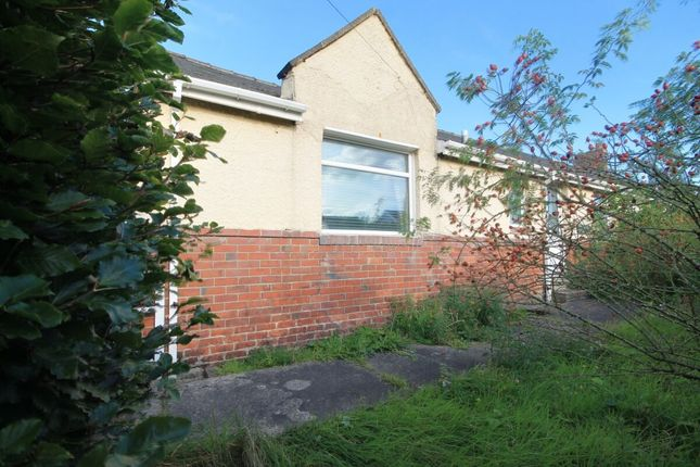 Thumbnail Bungalow for sale in Langley Avenue, Burnhope, Durham