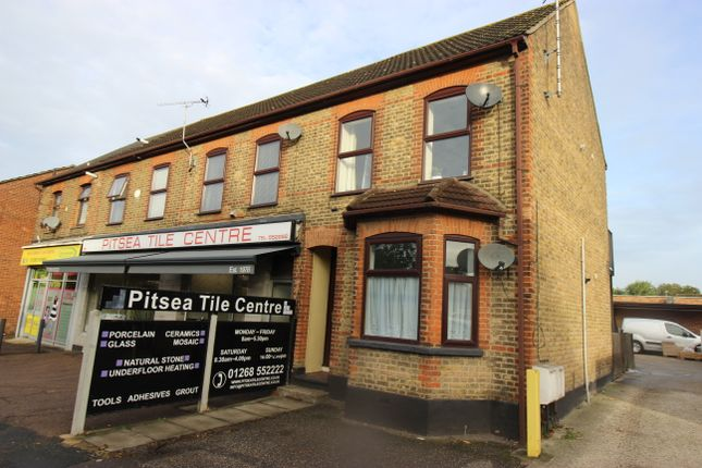 1 bed flat to rent in High Road, Pitsea, Basildon, Essex SS13