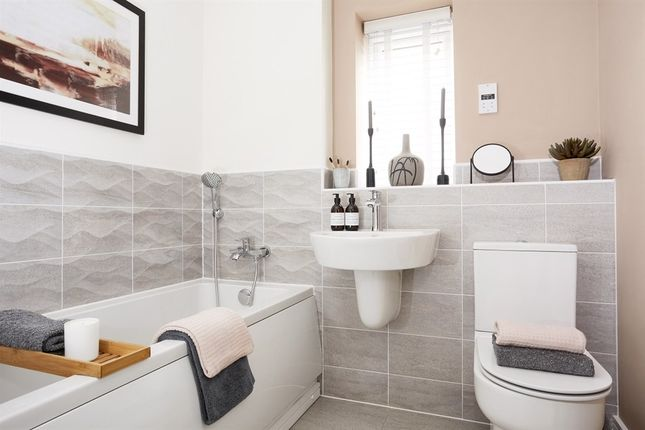 """3 bedroom property for sale in """"The Collingwood."""" at Wilmot Drive, Newcastle-Under-Lyme"""