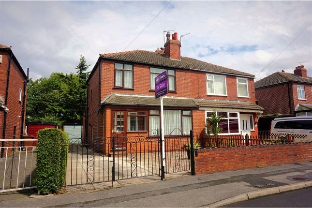 Thumbnail Semi-detached house for sale in Brander Grove, Leeds