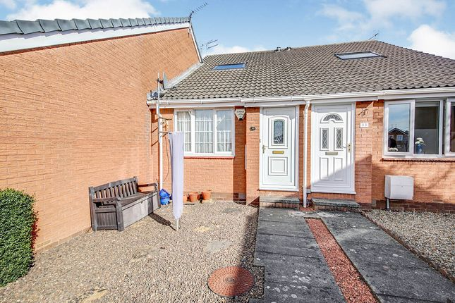 Thumbnail Bungalow for sale in Willow Close, Morpeth, Northumberland