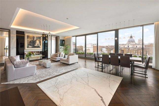 Thumbnail Flat for sale in Cheval House, 30 Montpelier Walk, London