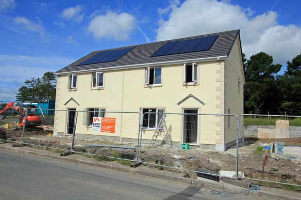 Thumbnail Semi-detached house for sale in Eva Terrace, Ferryside, Carmarthenshire