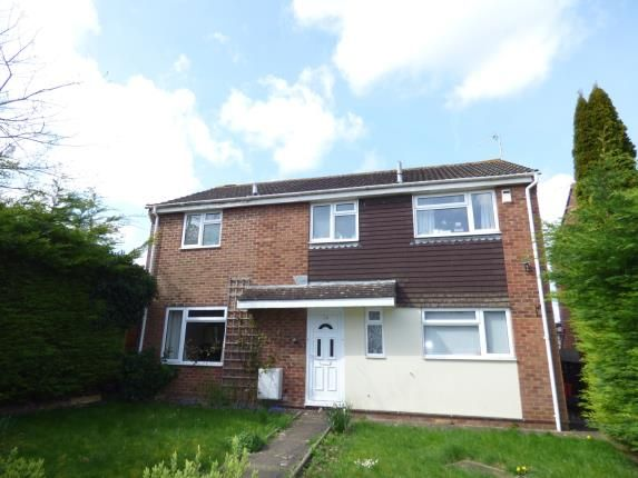 Thumbnail Detached house for sale in Wheatlands, Swindon, Wiltshire