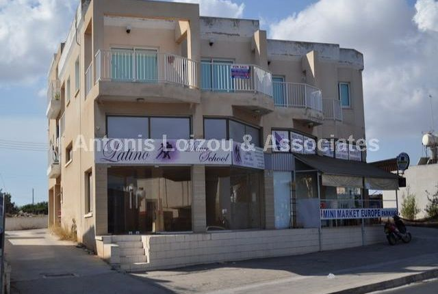 3 bed apartment for sale in Paralimni, Cyprus