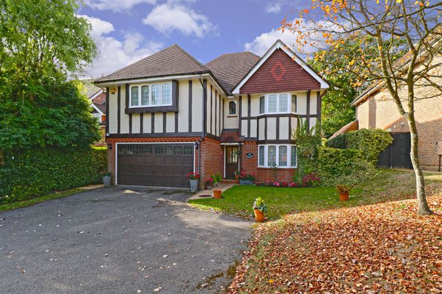 Thumbnail Detached house for sale in Tauber Close, Elstree, Borehamwood