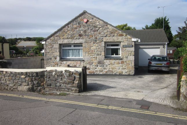 Thumbnail Detached bungalow for sale in Marsh Lane, Hayle