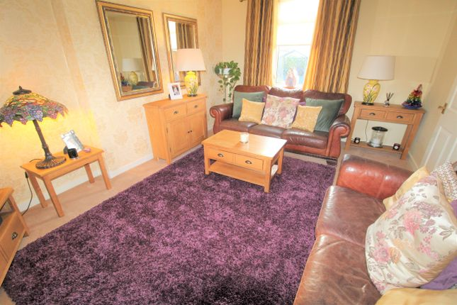 Lounge of Agnew Avenue, Coatbridge ML5