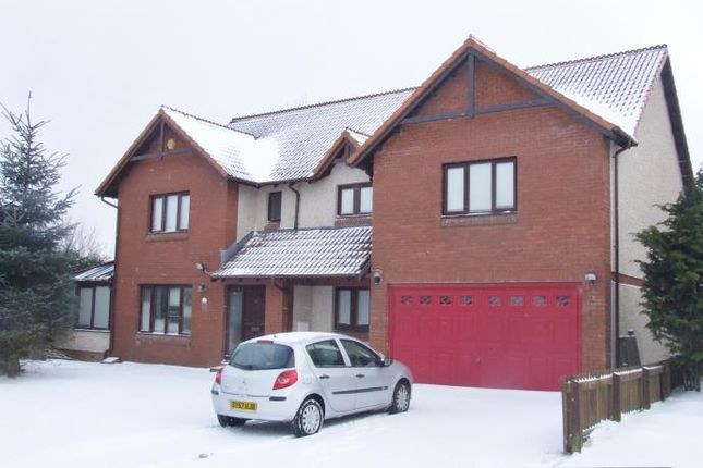 Thumbnail Detached house to rent in Coull Green, Kingswells, Aberdeen