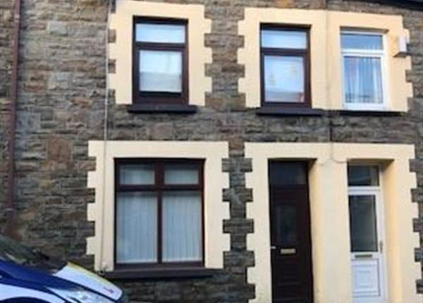 Thumbnail Terraced house to rent in Elm Street, Ferndale, Ferndale