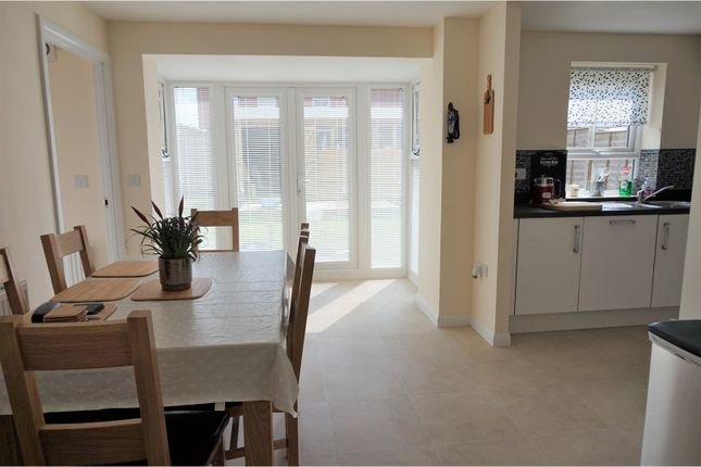 Thumbnail Detached house for sale in Foxwhelp Way, Gloucester