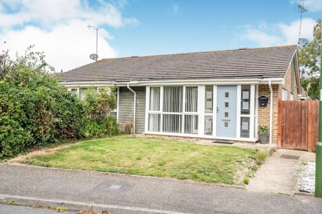 Thumbnail Bungalow for sale in Penlands Vale, Steyning, West Sussex, Uk
