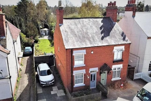 2 bed semi-detached house for sale in Barwell Road, Kirby Muxloe, Leicester LE9