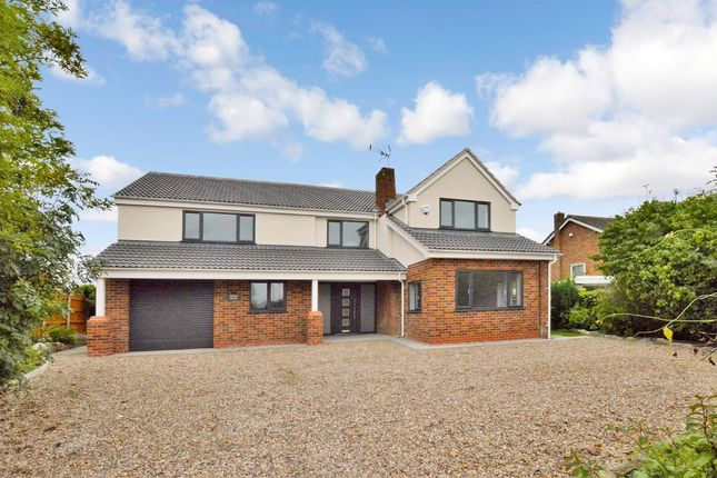 Thumbnail Detached house for sale in Lache Lane, Chester