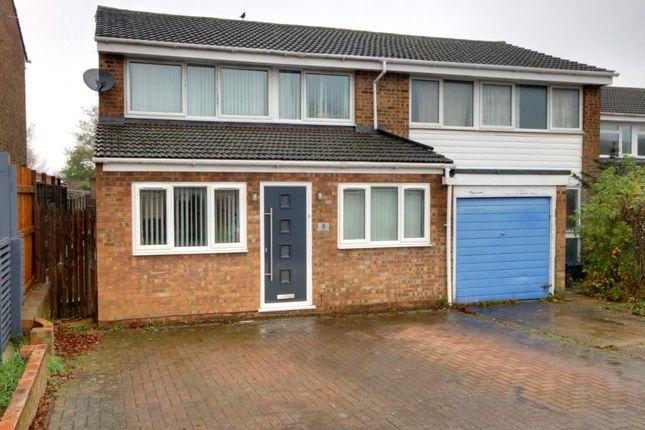 Semi-detached house for sale in Kipling Grove, Hemel Hempstead
