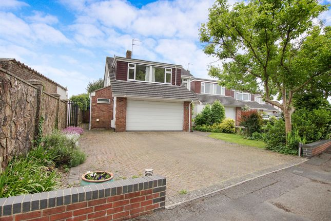 Thumbnail Detached house for sale in Meadow Mead, Frampton Cotterell, Bristol