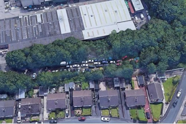 Thumbnail Commercial property for sale in St. James's Road, Blackburn