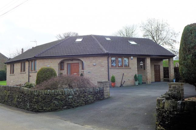 Thumbnail Detached house for sale in Stoney Bank Lane, New Mill, West Yorkshire