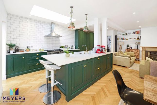 Thumbnail Semi-detached house for sale in Belle Vue Road, Southbourne