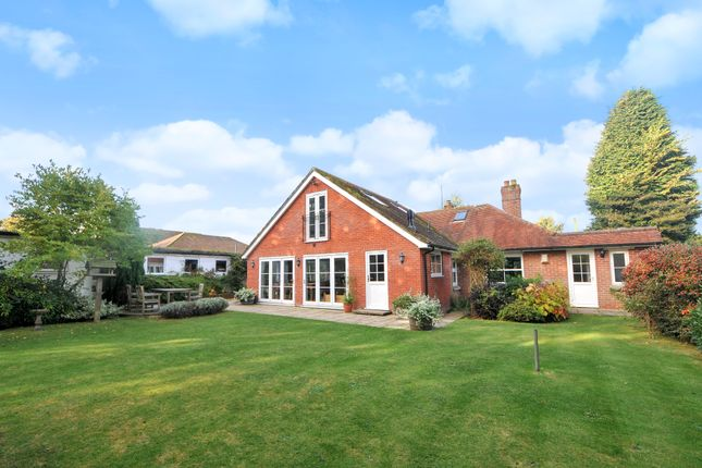 Thumbnail Detached house for sale in Post Office Road, Inkpen
