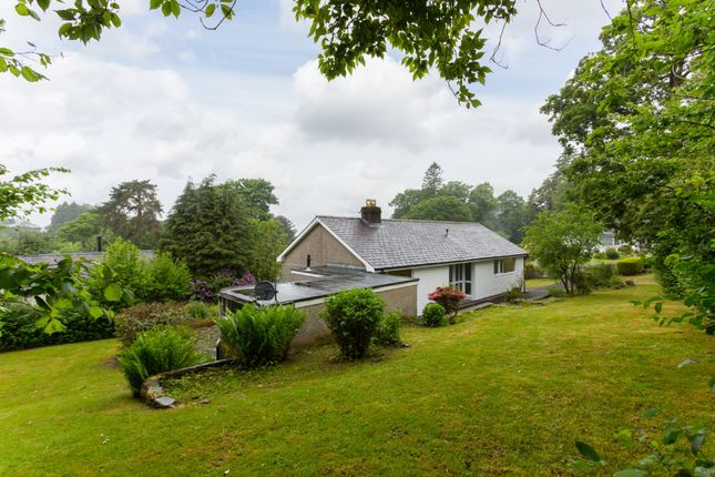 Thumbnail Detached bungalow for sale in 3 Wynlass Park, Windermere, Cumbria