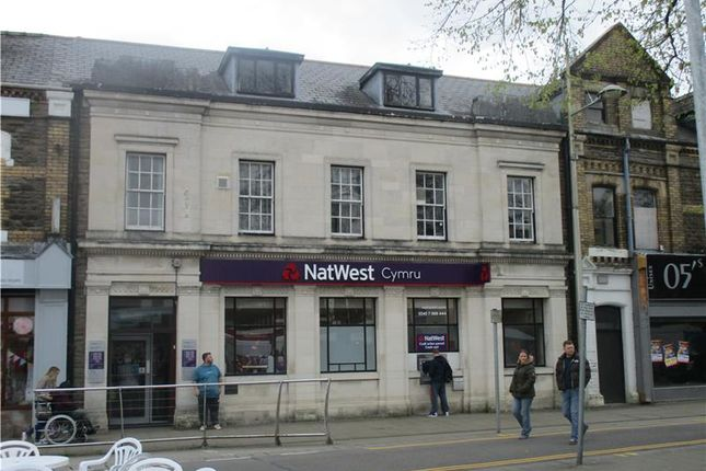 Thumbnail Retail premises for sale in 14, Market Street, Ebbw Vale, Blaenau Gwent, Wales