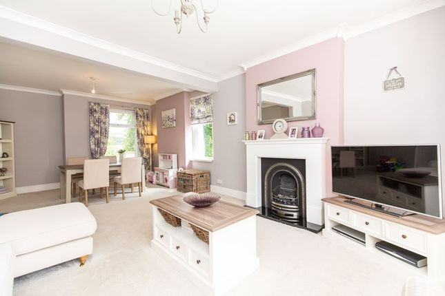 Thumbnail End terrace house for sale in Fair View, Ebbw Vale, Gwent