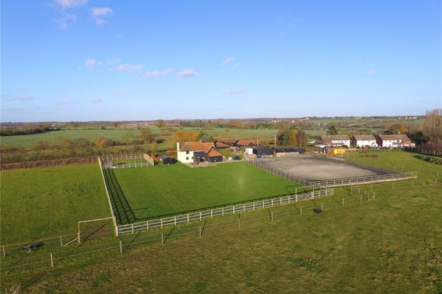 Thumbnail Detached house for sale in Bennetts Lane, North End, Dunmow