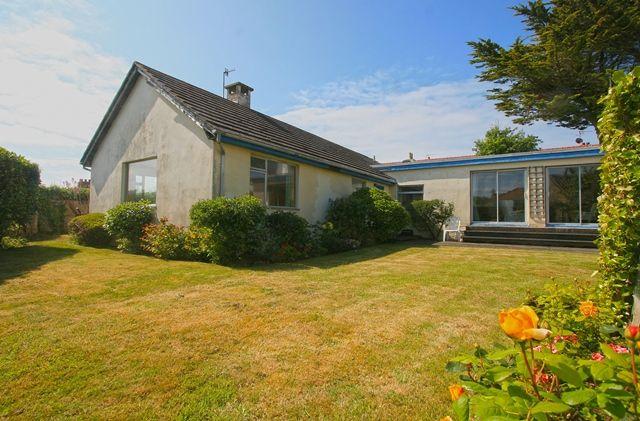 3 bed bungalow for sale in Les Venelles Garden, Venelles Des Gaudions, Alderney