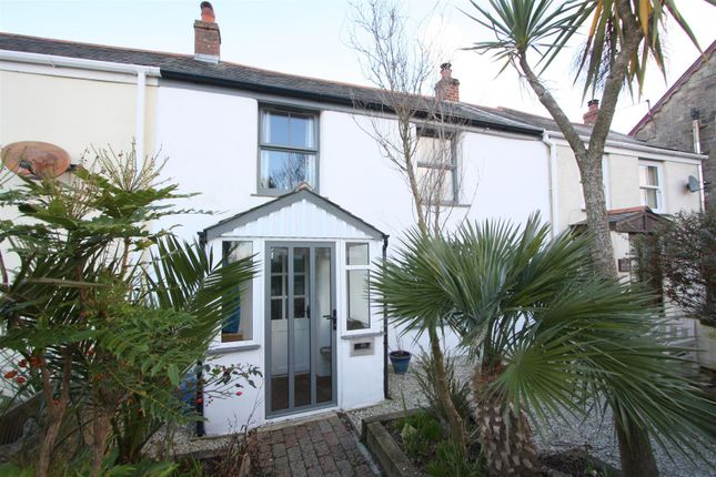 Thumbnail Terraced house to rent in School Road, Summercourt, Newquay