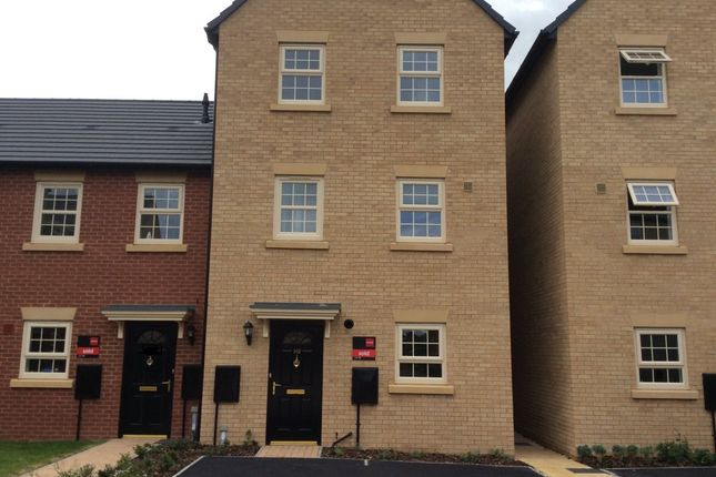 Thumbnail Terraced house to rent in Comelybank Drive, Mexborough