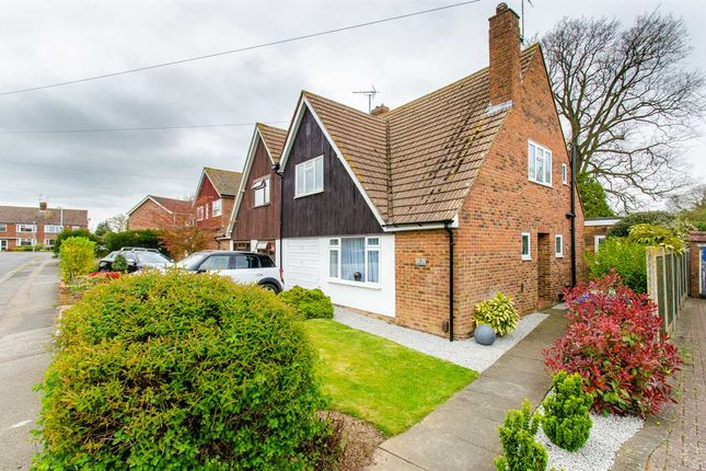 Thumbnail Semi-detached house for sale in Cranbrook Drive, Tunstall, Sittingbourne