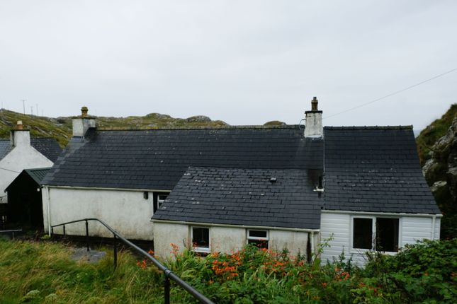 Thumbnail Detached house for sale in Cluer, Isle Of Harris