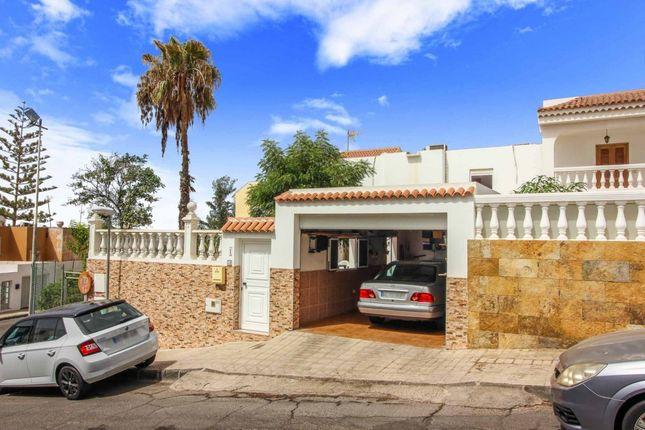 Thumbnail Town house for sale in San Fernando, San Bartolome De Tirajana, Spain