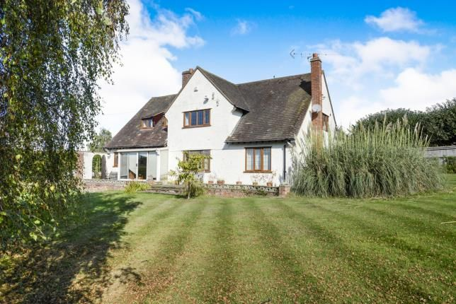 Thumbnail Detached house for sale in East Horsley, Leatherhead, Surrey