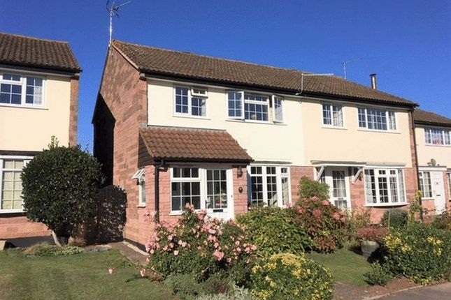 Thumbnail Semi-detached house for sale in Hither Mead, Bishops Lydeard, Taunton