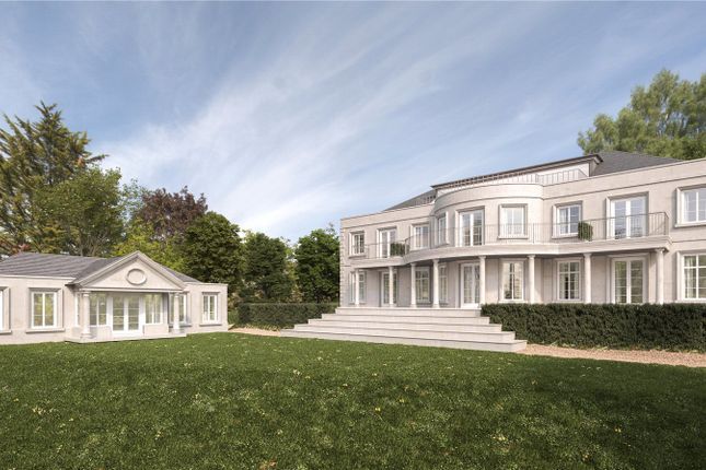 Thumbnail Detached house for sale in Lincombe Lane, Boars Hill, Oxford