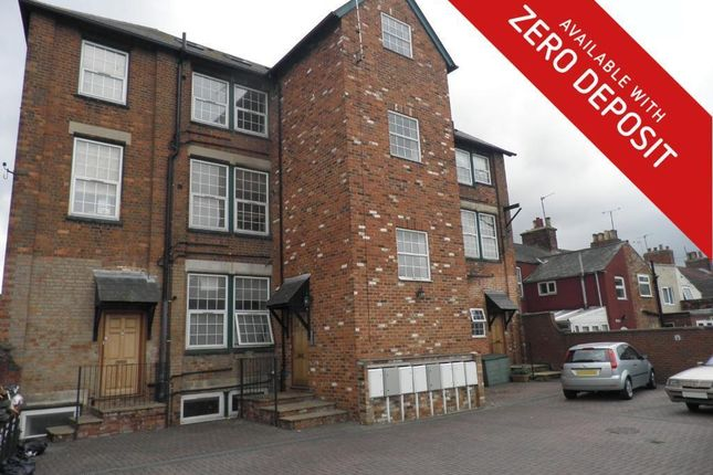 Thumbnail Flat to rent in Havelock Street, Kettering
