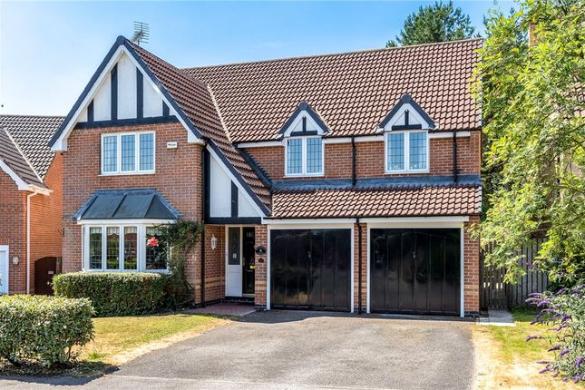 Thumbnail Detached house for sale in Appleby Avenue, Knaresborough, North Yorkshire
