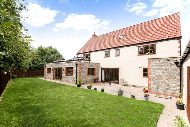 Thumbnail Detached house for sale in Syston Hill Farm, Siston Common, Bristol