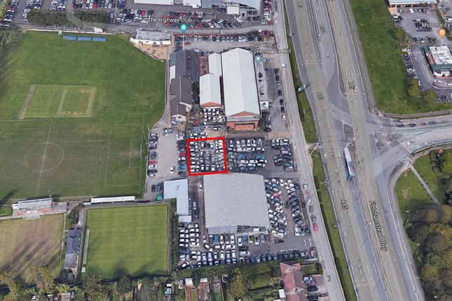 Thumbnail Commercial property to let in Progress Works, Fletchamsptead Highway, Coventry, Warwickshire