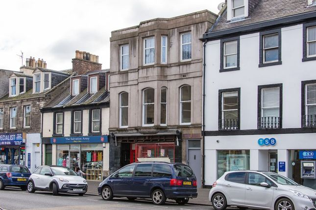 Thumbnail Flat for sale in High Street, Musselburgh