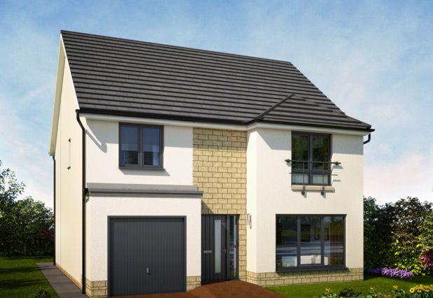 "Thumbnail Detached house for sale in ""Ivory Garden Room II Hw"" at Duffus Heights, Elgin"
