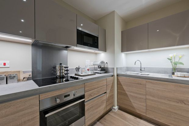 1 bed flat for sale in Katie Court, London