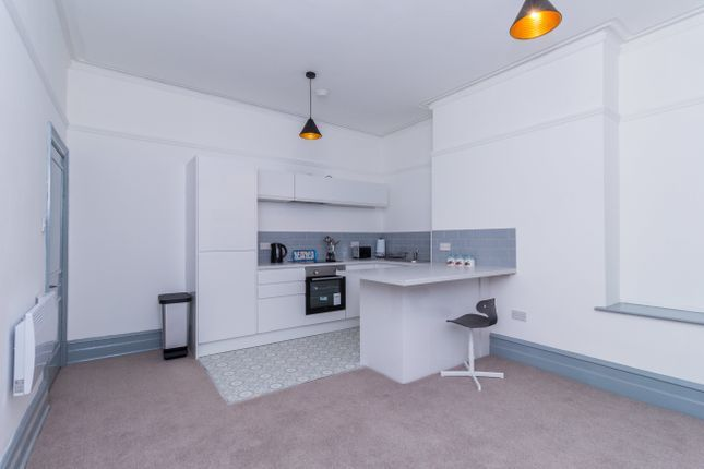 Thumbnail 2 bed flat to rent in Portland Road, Swinton